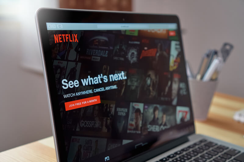 Streaming the US Netflix in Nederland