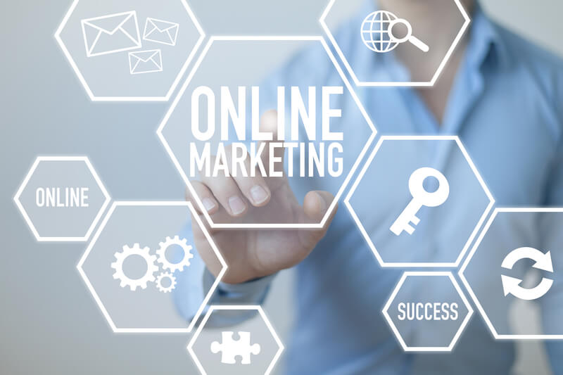 interim online marketeer